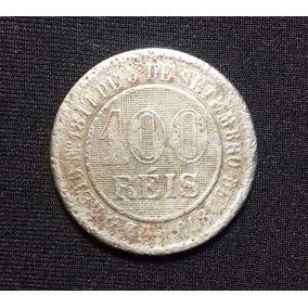 Moeda 100 Réis - 1889