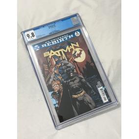 Gibi Importado - Batman 1 - Ago/2016 - Cgc 9.8!