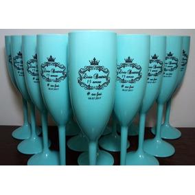 20 Taças Acrílico Personalizadas Debutantes, Casamento