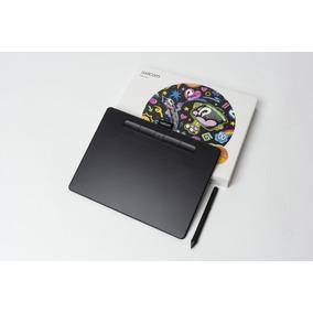 Mesa Digitalizadora Wacom Intuos Média Bluetooth Ctl-6100wlk