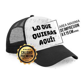 Gorras Trucker Personalizadas Publicidad Evento - Ropa y Accesorios ... 208d76b7588