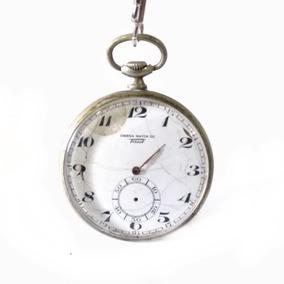 8b9dcc0f23c Antigo Relogio Bolso Tissot - Relógios no Mercado Livre Brasil