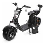 Scooter Electrico Eco - Harley 2000 (2 Baterías)