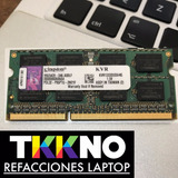 Memoria Ram Ddr3 4gb 2rx8 Pc3-10600s Pc3-12800s Laptop Mac