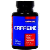 Prolab Cafeína Pura 200mg 100 Pastillas Energía Explosiva