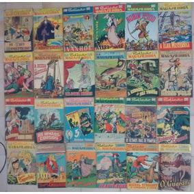 Lote 24 Hqs Edição Maravilhosa 1ª Série V. 1 A 24) 1948 1950