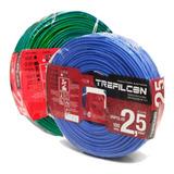 Cable Unipolar 2,5mm Normalizado 100 Metros Trefilcon
