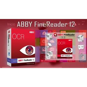 Compre Já -abbyy Finereader 12 Português Envio Rápido