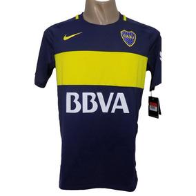 fe385b572fb90 Camiseta De Boca Original 2016 Capital Federal Barrio Norte ...
