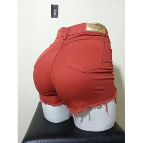Short 04 Peças / Ver Descrição Escolher Cores/ Jeans / Brim