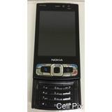 Nokia N95 - Só Funciona Tim - 5mp, Mp3, Gps, Wi-fi - Usado