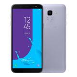 Smartphone Samsung J6 Lavana Dual Sim 32 Gb Nuevo +micro 32