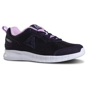 Tenis Reebok Ad Swiftway Run Mujer Color Morado 2655246