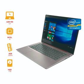 Notebook Lenovo Intel I5 8250 8gb Ram 1tb 520s Win10 81bl009