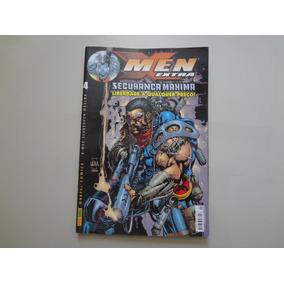 Revista X Men Extra Nº 4 Abril/2002