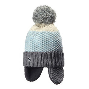 Yjh Kids Cuff Knit Beanie Baby Toddler Niños Warm Pom Sombre 6855963bb7e