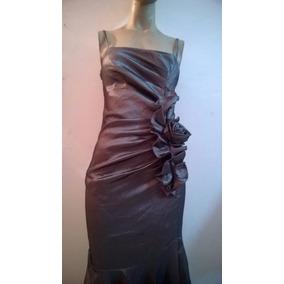859022bb6 Vestido De Fiesta Barato En Avellaneda - Vestidos de Mujer Plateado ...