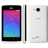 Smartphone Lg Joy H222tv Branco Dual Chip Tv Câmera 5mp 3g