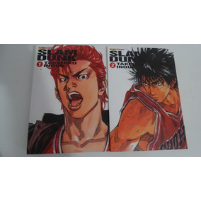 Slam Dunk Vol 01 E Vol 02
