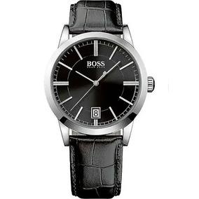 Relógio Hugo Boss Social Couro (comprado Na Vivara)