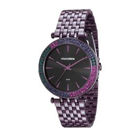 59167dd9ed0 Rox Polishop Mondaine - Relógios De Pulso no Mercado Livre Brasil