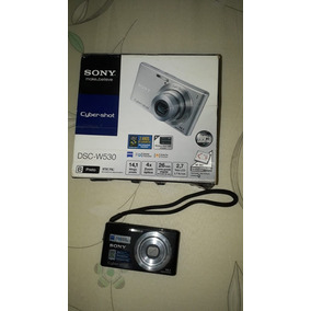Câmera Digital Sony Cyber-shot W530 14.1mp