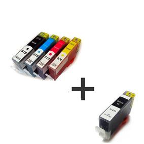 Kit 5 Cartuchos 670xl Ink Advantage 3525 4615 4625 5525