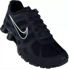 a40b8d49e6c Tenis Nike Shox Turbo 12 Branco E Vinho N° 43 - Tênis no Mercado ...