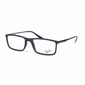 c3b3d86300040 Armação De Óculos De Grau Ray-ban Masculino Rb7026l 5412