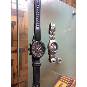 Venta De 2 Relojes Originales Timex Y Fossil