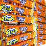 Turron La Piñata - Promo X 50un - Barata La Golosineria