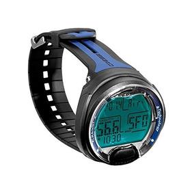 Reloj De Computadora Cressi Leonardo Dive -wrist (negro / Az