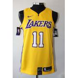 Jersey Angeles Lakers Nike Lopez 100% Original Talla S Xl