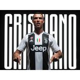 Camisa Juventus 18/19 Cr7 Frte Gratis
