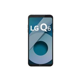 Smartphone Lg Q6 Plus M700tv Excelente Preto Tela 5.5 64gb