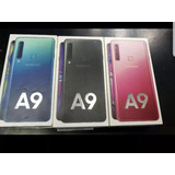 Samsung Galaxy A9 2018 6 Gb Ram 128gb Nuevos Con Garantia