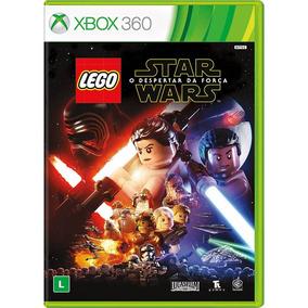 Lego Star Wars Despertar Da Força Xbox 360 Dvd Mídia Física