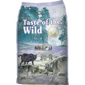 Taste Of The Wild Canine Sierra Mountain Cordero 28lb