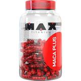 Maca Plus (120 Caps) - Max Titanium - 1000mg De Maca