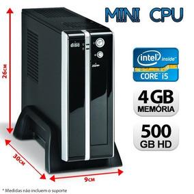 Mini Cpu Intel Core I5 3340 3.1ghz 4gb Ram, Hd 500gb