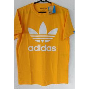 6ea812972ae Camiseta Adidas Trefoil Masculina - Camisetas Manga Curta para ...