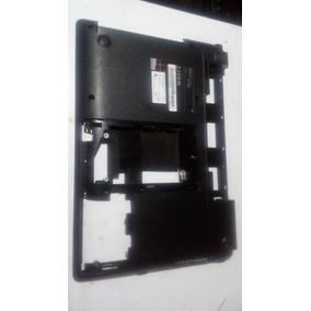 Carcaça Dase Inferior Para Notebook Samsung Np300e4c