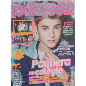 Revista Todateen 207 - Justin Bieber