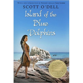 Island Of The Blue Dolphins - Houghton Mifflin Company