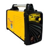 Máquina Inversor De Solda 200a 220volts Sp200p Spin Power
