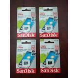 Targetas De Memoria Sandisk 64 Gb