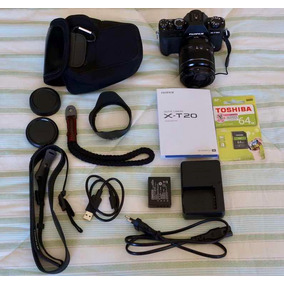 Camera Fotográfica Fuji Xt 20