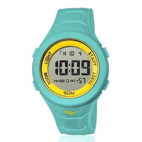 Relógio Everlast Feminino Ref: E718 Digital Esportivo