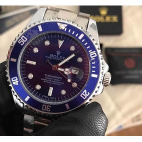 Relógio Submarine Azul