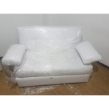 Mueble Sofacama Blanco